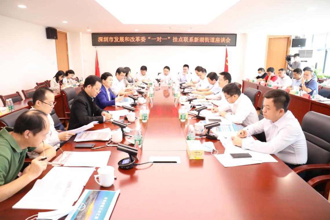 市发展改革委党组书记、主任郭子平同志率队赴新湖 ...