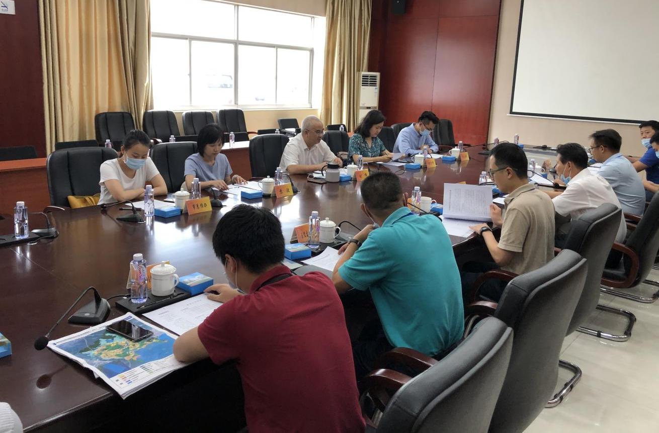 深圳市发展改革委员会开展深汕特别合作区调研工作